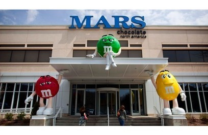 Mars Chocolate North America follows Nestlé and Hershey with price hike | Trends In Food | Scoop.it