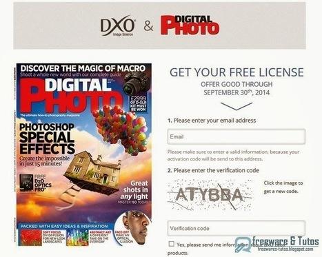 Offre promotionnelle : DxO Optics Pro 7 gratuit !   netnavig   Scoop.it