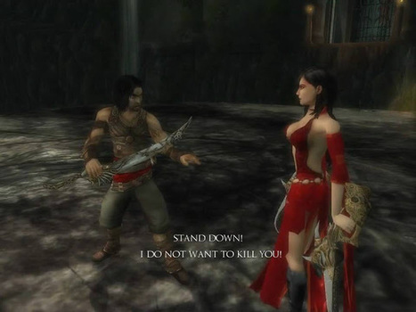 Prince Of Persia Warrior Within Free Download P