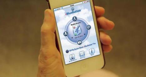 Le patient s'empare de son dossier médical sur son mobile | Innovation Santé | Scoop.it
