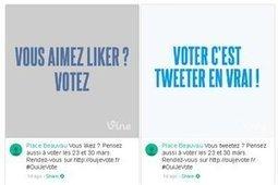 #OuiJeVote, ça fera parler mais pas voter ! | Politiscreen | Scoop.it