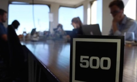 Incubated: How The 500 Startups Accelerator Helps Startups Get Noticed  | TechCrunch | Pitch it! | Scoop.it