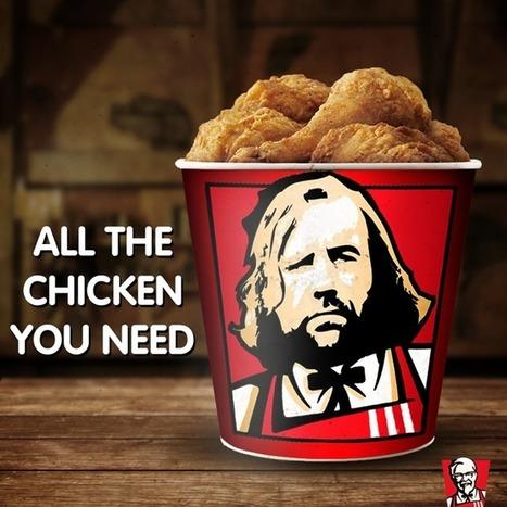 KFC - Timeline Photos | Facebook | Marketing in Motion | Scoop.it