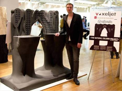 An Interview with Daniel Büning - 3D Printing Industry | IComputation | Scoop.it