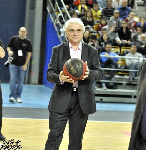 Alain Béral : «L'Euroleague est une ligue privée qui invite qui elle veut» | Basket ball , actualites et buzz avec Fasto sport | Scoop.it