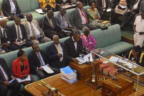 UNSTOPPABLE: NRM, Opposition MPs Unanimously Agree to Probe 6bn Handshake | | UgandaNuz | Scoop.it