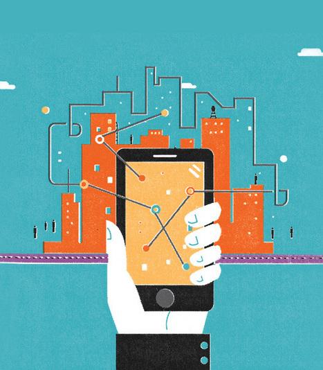 Urban Computing Reveals the Hidden City - IEEE Spectrum | NIC: Network, Information, and Computer | Scoop.it