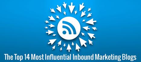 The Top 14 Most Influential Inbound Marketing Blogs | In-Bound Marketer & Business Unbound | Scoop.it