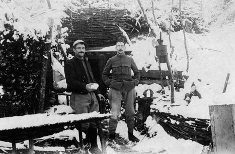 Verdun, il y a cent ans : «C'était une boucherie inouïe» - Le Monde.fr | CGMA Généalogie | Scoop.it