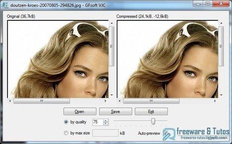 VJC : un logiciel portable et pratique pour compresser vos images | Nouvelles des TICE | Scoop.it