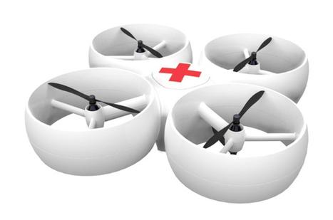Drones : les coursiers de demain ? | NoDrone | Scoop.it