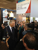 MEGAVINS: Retour sur le salon VINISUD de Montpellier | Vinisud 2012 on and off | Scoop.it