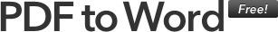Nitro's free PDF to Word service | Tooltip | Scoop.it