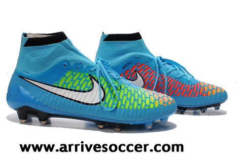 b01d80e26dc Nike Magista Obra FG with ACC Moonlight color high-top TPU nail soccer  cleats  Magista Soccer Cleats033  -  72.79   New Arrive Soccer Cleats 2016  - 50% OFF ...