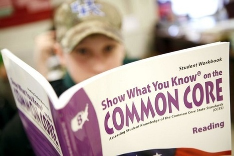 Marshall County ranks 'Distinguished' among all KY counties on new CCSS assessment | CCSS News Curated by Core2Class | Scoop.it