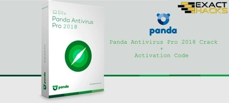 Panda Antivirus Pro 2018 Crack + Activation Cod