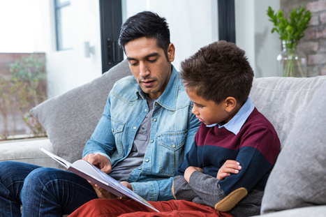 Parents have the biggest influence over their child's language and emotional development | Red Apple Reading Literacy and Education | Scoop.it