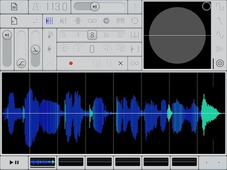 Samplr: Your Audio Scratchpad | iPad.AppStorm | EDUcational Chatter | Scoop.it