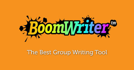BoomWriter - 3 Tools, 1 Unique Process | Strictly pedagogical | Scoop.it