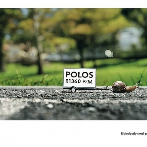 Volkswagen Polo Advertising Print | ADMAREEQ - Quality Marketing and Advertising Campaigns Blog | Marketing&Advertising | Scoop.it
