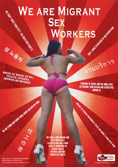 Scarlet Alliance release on Migrant Sex Workers - SameSame Forums | #Prostitution : #sexwork is work ! | Scoop.it