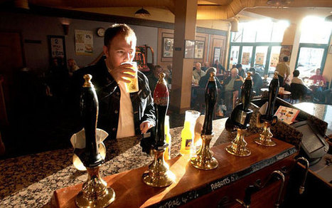 Is the glass half-full or half-emply for Britain's pubs? - Telegraph | International Beer News | Scoop.it
