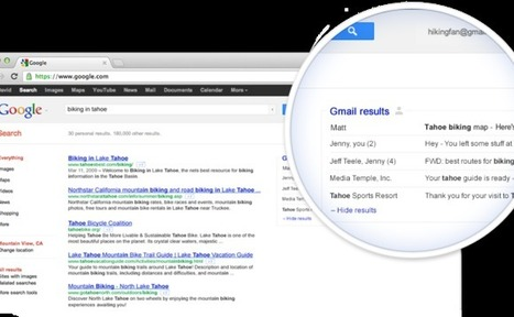 Gmail Messages to Appear in Google SERPs | SMB SEO Monitor | Scoop.it