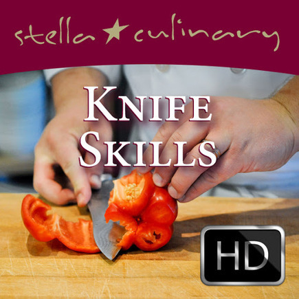 Knife Skill Video Techniques - HD | Stella Culinary | Hospitality & Tourism 10 | Scoop.it