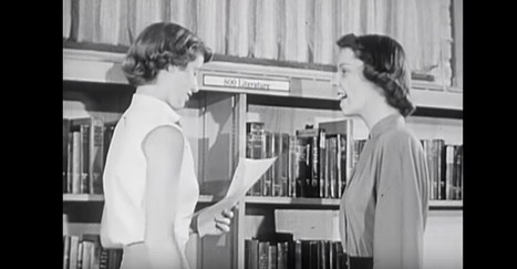 This Video Shows How Far Libraries Have Come | Digital Collaboration and the 21st C. | Scoop.it