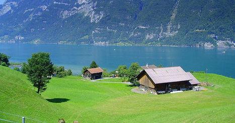 Les régions suisses, championnes du « bien-être »   #emploi #travail #geneve #suisse   Scoop.it