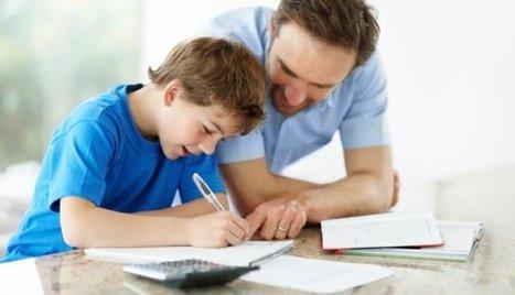 El papel de los padres en la formación escolar de los niños es crucial desde la casa | All  in Learning ;Todo en Formación | Scoop.it