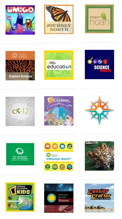 Terrific Websites for Science - graphite | Tools and Apps for School Libraries | Scoop.it