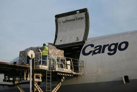 All Nippon Airways, Lufthansa announce partnership for cargo between Japan and Europe | Global Logistics Trends and News | Scoop.it