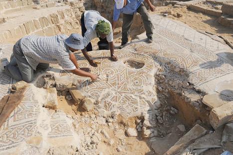 A Gaza, l'archéologie entre oubli et résistance - A propos du colloque organisé par l'@ifporient - La Croix | ifre | Scoop.it