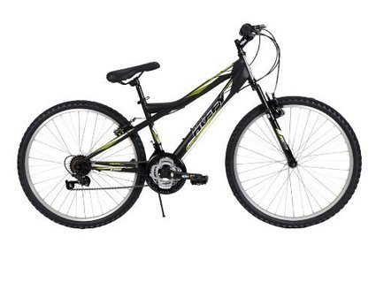 bike in outdoorprosports page 11 scoop it  huffy bicycle pany men s tundra bike matte black