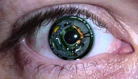 ¡Hazme ojitos!: Implantarán ojo biónico que se conecta directamente al cerebro | Diversifíjate | Scoop.it