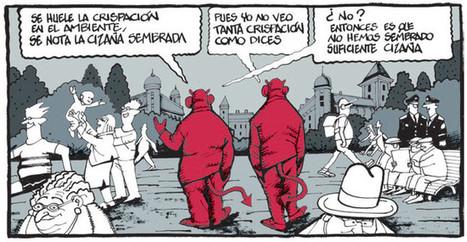 Ferreres 30 de abril del 2014 - Humor en elperiodico.com | El diseño de un nuevo estado de Europa | Scoop.it