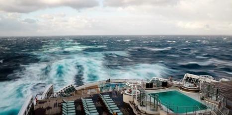 Le timelapse s'amuse en croisière à bord du Queen Mary 2 - Gizmodo | Timelapses | Scoop.it