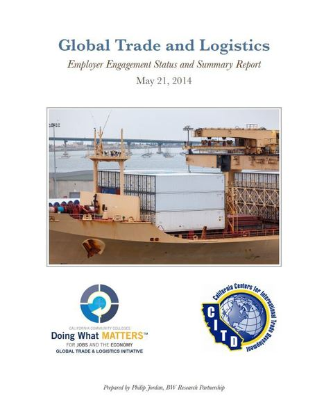 Global Trade and Logistics: Employer Engagement Status and Summary Report | Global Trade and Logistics | Scoop.it
