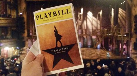 How 'Hamilton' Encapsulates My Goals as a Teacher   Education Today and Tomorrow   Scoop.it