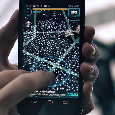 #Google #Game Could Be Augmented Reality's First Killer App | #Ingress | MIT Technology Review | Geekery Cyclone | Scoop.it