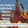 Shaolin Kung Fu School in China