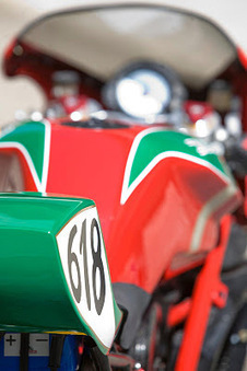 Racing Cafè: Ducati 750 Daytona by Radical Ducati | Ductalk Ducati News | Scoop.it