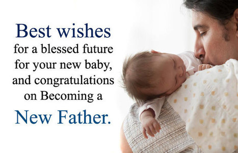 Congratulation on Happy First Fathers Day Quote