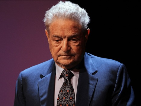 WSJ: George Soros Lost $1 Billion After Trump Won - Breitbart | AUSTERITY & OPPRESSION SUPPORTERS  VS THE PROGRESSION Of The REST OF US | Scoop.it