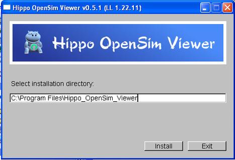 OpenSim : Tutoriel   Time to Learn   Scoop.it