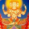 la creación del hombre en la cultura hindu