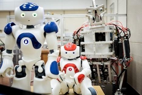 Le boom des robots de l'information | Journalisme et Internet | Scoop.it