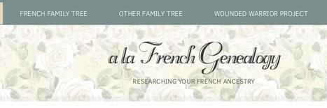 A La French Genealogy | Nos Racines | Scoop.it