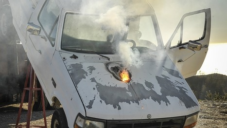 Lockheed Martin's laser weapon destroyed a truck from a mile away within seconds | Remembering tomorrow | Scoop.it